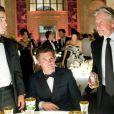 Des images de  Wall Street : l'argent ne dort jamais , en salles le 29 septembre 2010.