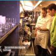 Reynald et Coralie tentent de cuisiner dans le train : périlleux !