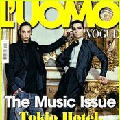 Tokio Hotel : Quand Bill et Tom jouent les mannequins, ils sont convaincants !