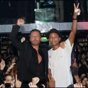 Pierre Sarkozy et Pharrell Williams ont fêté l'anniversaire de Jean-Roch !