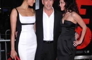 Bruce Willis entouré des femmes de sa vie et de Jodie Foster !