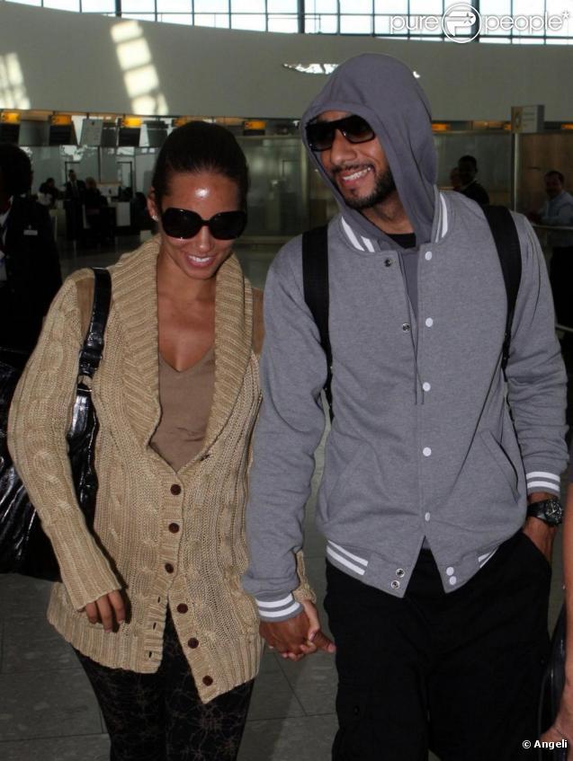 Alicia Keys et son époux Swizz Beatz