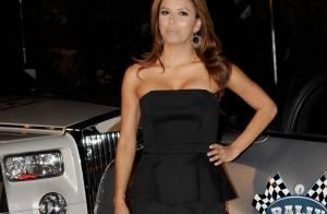 Eva Longoria : Un accident de voiture qui pourrait lui coûter cher !