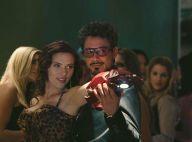 Scarlett Johansson et Robert Downey Jr. dans les images inédites d'Iron Man 2 !