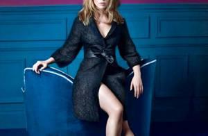 Scarlett Johansson toujours aussi sexy pour fêter l'hiver !