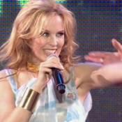 Starfloor : Kylie Minogue enflamme Bercy et Taïg Khris se jette dans le public !