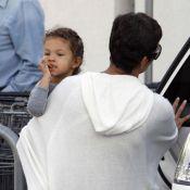 Halle Berry : Sa fille Nahla part à la chasse mais n'oublie pas son papa !