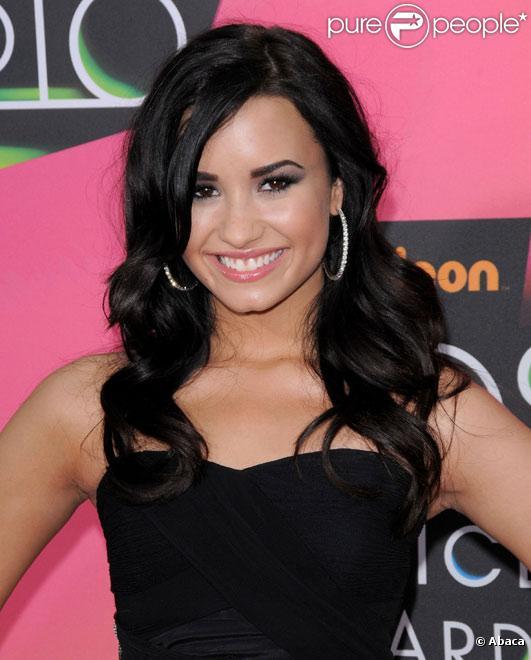 Demi Lovato à Los Angeles en mars 2010