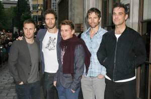 Take That : La tournée est déjà sold out... C'est l'effet Robbie Williams !