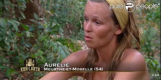 Aurélie est éliminée... (prime du 5 novembre 2010)