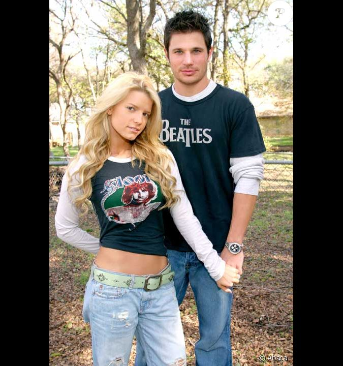 Nick et Vanessa Lachey : cest un garçon -