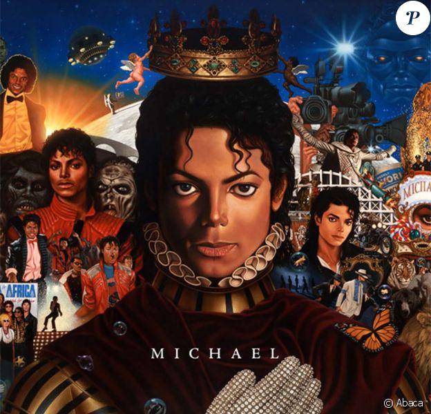Michael, premier album inédit de Michael Jackson, sortie le 14 décembre 2010
