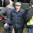 Guy Ritchie sur le tournage de Sherlock Holmes 2 en Grande-Bretagne à Pyrton le 20 octobre 2010