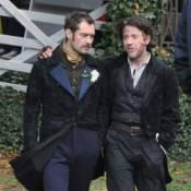 Jude Law et Robert Downey Jr. : Entre hommes et copains comme cochons !