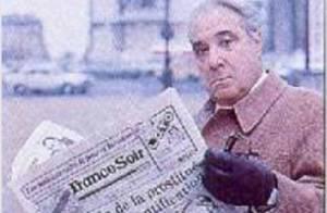 Jacques Morel, alias 'Julien Fontanes, magistrat', est mort cette nuit