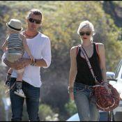 Gavin Rossdale, sa love story homo avouée: une photo très tendre avec Marilyn...
