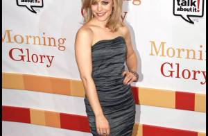 Rachel McAdams en mode top model, entourée de Harrison Ford et Mario Lopez !