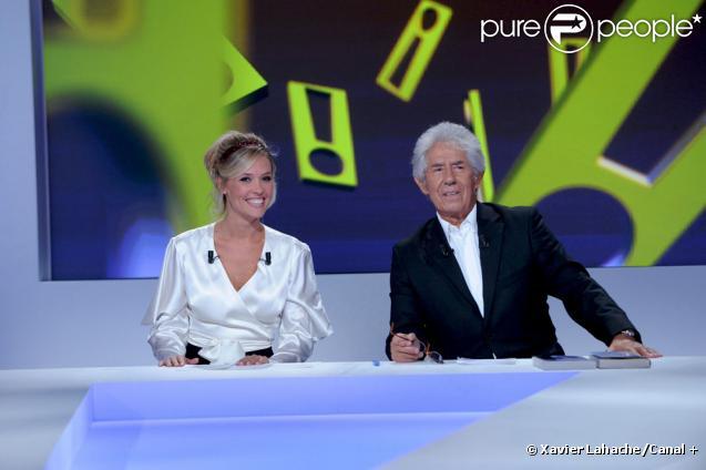Philippe Gildas et Lilou Fogli présentent La fausse émission (2 décembre 2010 sur la chaîne Comédie !)