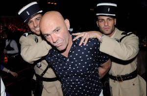 PHOTOS : Philippe Corti arrêté et menotté par des gendarmes !