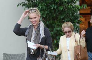 Katherine Heigl arbore enfin un accessoire que toutes voudraient lui piquer !