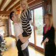 Quand Aline n'est pas là, Alexandre s'éclate comme un petit fou dans Qui veut épouser mon fils ? sur TF1