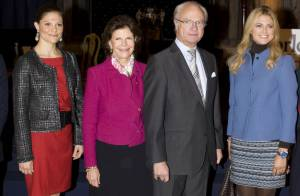 Victoria et Madeleine de Suède, superbes, réunies pour le rêve de leurs parents!