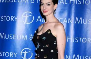 Anne Hathaway : Toujours plus maigre pour passer... une nuit au musée !
