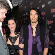 Katy Perry et son Russell Brand ont fait la fête jusqu'au bout avec Rihanna !