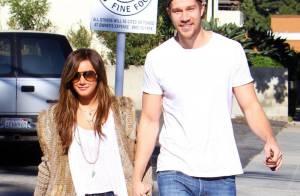 Ashley Tisdale : Son petit ami est son premier fan... heureusement !