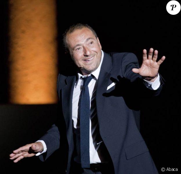 Patrick Timsit se produira à Clichy-sous-Bois le 1er décembre 2010.