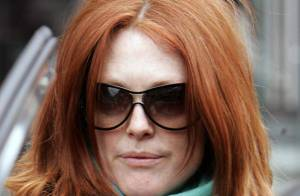 PHOTOS : Julianne Moore : promenade familiale à New York...