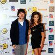 Monica Cruz et Dani Martin, à l'occasion de Voces X1 Fin : Juntos por Mali, un grand concert de charité en soutien aux sinistrés du Mali, qui s'est tenu à Barcelone, le 2 décembre 2010.
