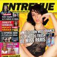 Kelly Bochenko (Miss Paris à l'élection de Miss France 2010) a été rattrapée par son passé :  Entrevue  a publié des photos l'illustrant dans des positions très suggestives.