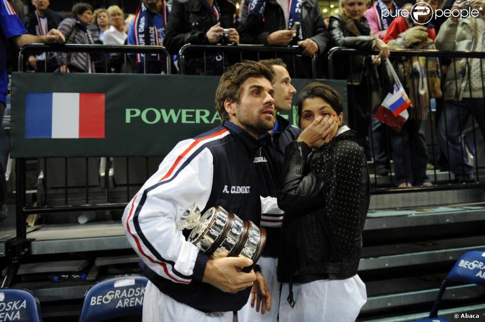 Ici arnaud cl ment l 39 equipe de france de tennis a perdu - Arnaud clement coupe davis ...