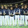 L'Equipe de France de tennis a perdu en finale de la Coupe Davis contre la Serbie, le 5 décembre 2010