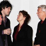 Susan Sarandon et Barbara Feltus, ex-Becker : Deux femmes bien accompagnées...
