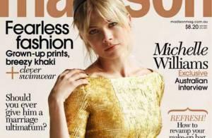 Michelle Williams : Toujours très proche de la famille de Heath Ledger...