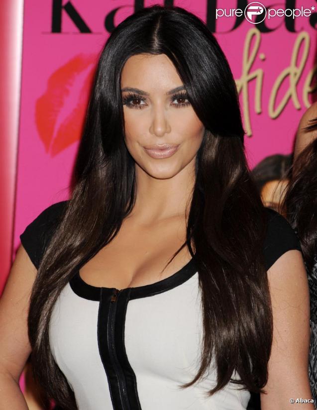 Kim Kardashian à Los Angeles, le 5 décembre 2010.