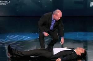 Incroyable Talent : Alex hypnotisé, un contorsionniste à 180° et des larmes !