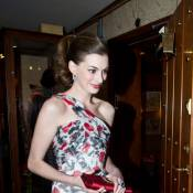 Anne Hathaway ricane pour la remise du prix Nobel de la Paix qui est en prison !