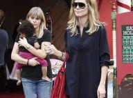 Heidi Klum : Attention, sa petite Lou se prend pour... Britney Spears !