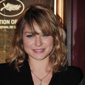 Emilie Dequenne : en danseuse du Moulin Rouge auprès du beau Grégory Fitoussi !