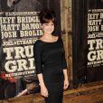 Carla Gugino, à l'occasion de l'avant-première de  True Grit , qui s'est tenue au Ziegfeld Theatre de New York, le 14 décembre 2010.