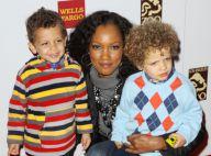 Garcelle Beauvais : Sortie nocturne avec ses jumeaux de 3 ans !