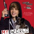 Justin Bieber a posé à l'initiative de la PETA.