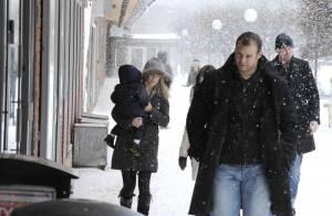 Elin Nordegren : Un an après le scandale, des fêtes en famille sereines !
