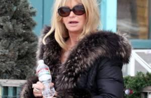 Goldie Hawn fait le show à Aspen et pique la place de Mariah Carey !