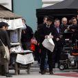 Robert Pattinson interprète  Georges Duroy dans  Bel Ami  de   Declan Donnellan et Ormerod Nick, avec Uma Thurman et Christina Ricci. En salles le 18 mai prochain.
