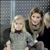 Letizia d'Espagne : Ses filles Leonor et Sofia, déchaînées avec leurs cousins !