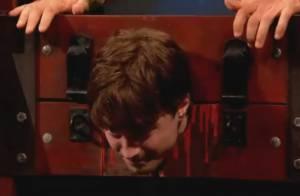 Daniel Radcliffe : Quand Harry Potter se fait couper la tête !
